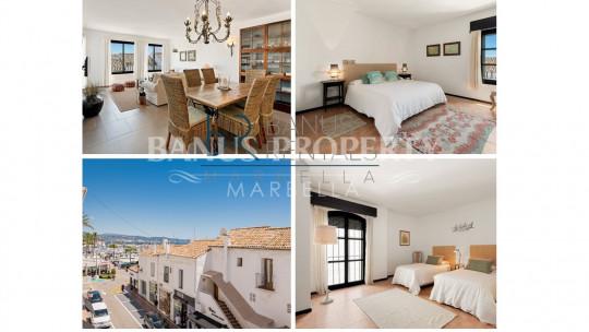 Marbella - Puerto Banus, Central cozy apartment in Puerto Banus
