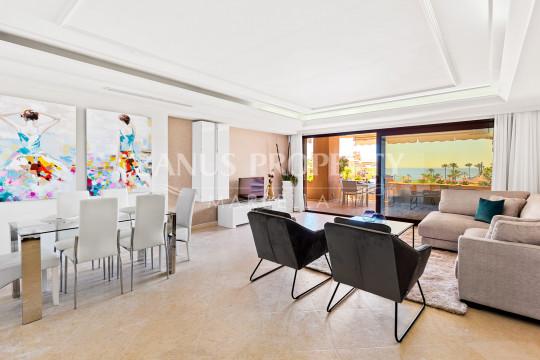 Estepona, 3 bedroom apartment at Los Granados del Mar