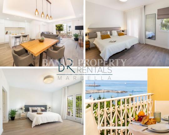 Marbella - Puerto Banus, Beautiful bright apartment in Andalucía del Mar - Puerto Banús
