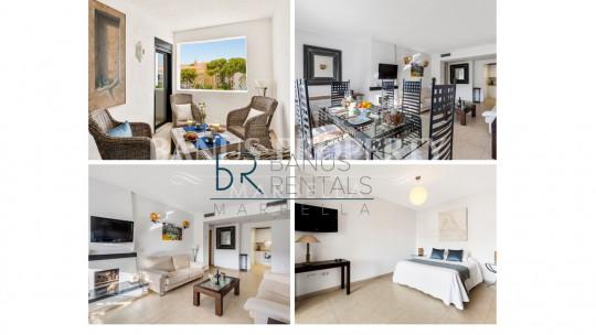 Marbella - Puerto Banus, Modern 2 bedrooms apartment in Playas del Duque - Puerto Banús