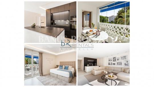Marbella - Puerto Banus, Luxury 2 bebrooms apartment in Playas del Duque-Puerto Banús
