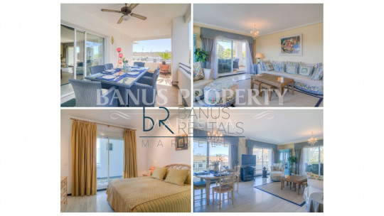 Marbella - Puerto Banus, 3 bedroom apartment in Medina Garden - Puerto Banus
