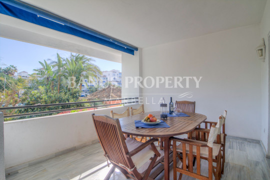 Marbella - Puerto Banus, 2 bed apartment for rent in Medina Garden, Puerto Banús.