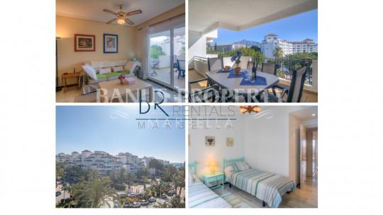 Marbella - Puerto Banus, 2 bedroom apartment in Medina Garden - Puerto Banús.