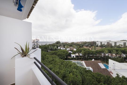Marbella - Puerto Banus, Estudio en alquiler cerca de la playa en Puerto Banús