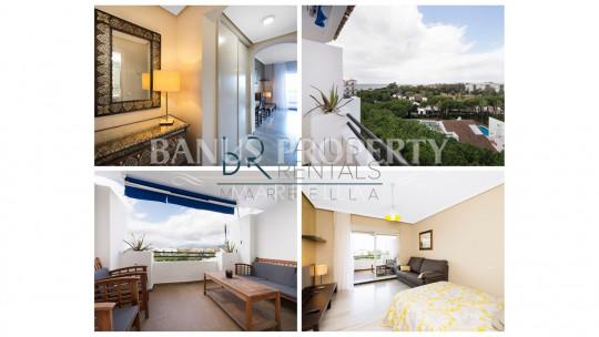 Marbella - Puerto Banus, Studio apartment, with sea views, in Medina Garden - Puerto Banús