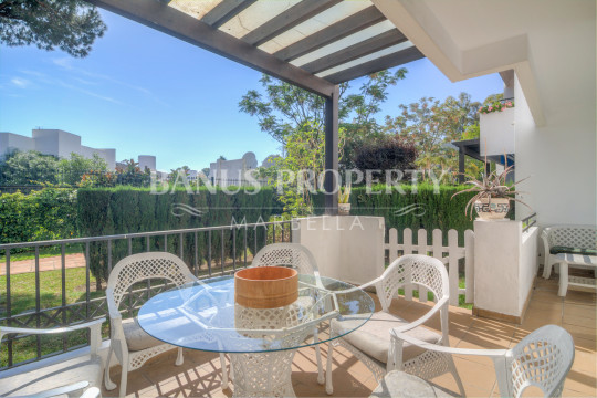 Marbella - Puerto Banus, Charming 2 bedroom apartment in Medina Garden - Puerto Banús