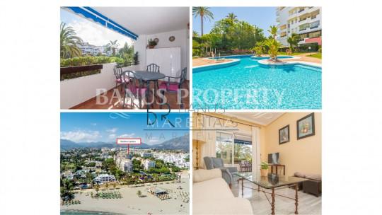 Marbella - Puerto Banus, 1 bedroom apartment in Medina Garden - Puerto Banus