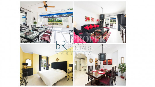 Marbella - Puerto Banus, 2 bedroom apartment in Las Gaviotas - Puerto Banús