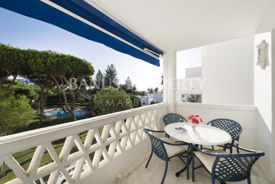 Marbella - Puerto Banus, 2 bedroom apartment for sale in  Playas del Duque, Puerto Banús