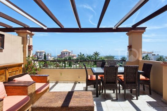 Duplex penthouse in Los Flamingos with 3 bedrooms