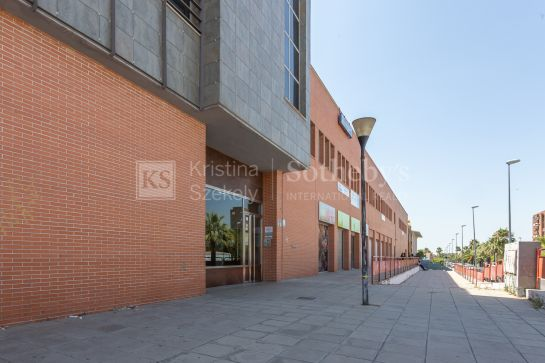 Office module of 42 m² in business building Palmera Real in Condequinto.