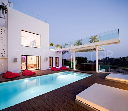 Villa in Capanes Sur