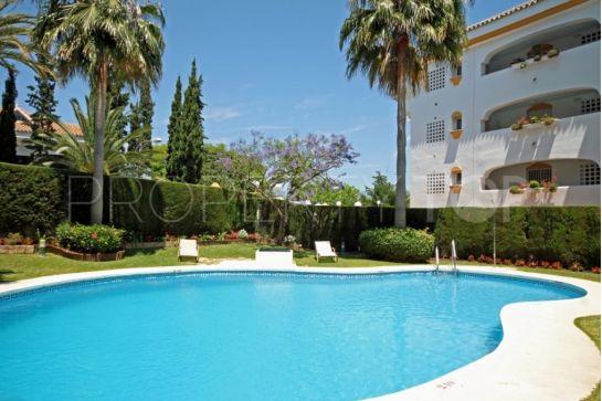 For sale duplex penthouse in Guadalmina Baja, San Pedro de Alcantara