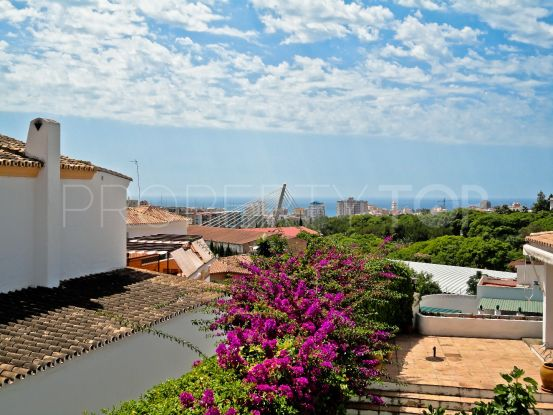 Town house with 5 bedrooms for sale in Marbella Centro | Nevado Realty Marbella