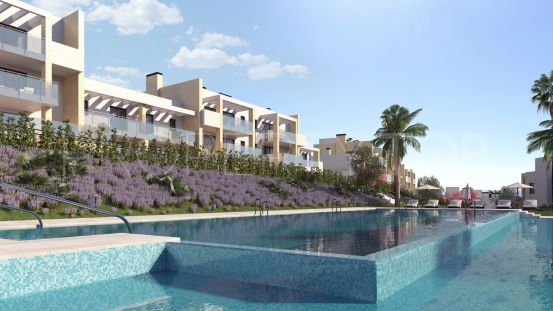 For sale ground floor apartment in Casares with 2 bedrooms | Alarcon Estates