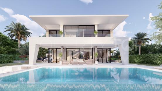 Puerto La Duquesa 3 bedrooms villa   Marbella Maison