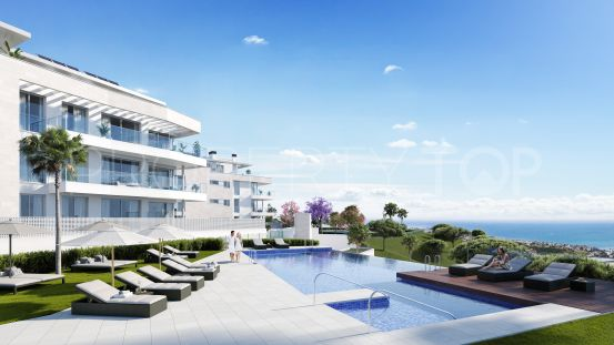 Ground floor apartment in Mijas Costa with 2 bedrooms | Marbella Maison
