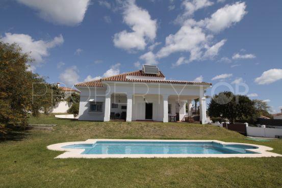 Villa for sale in Pueblo Nuevo de Guadiaro with 3 bedrooms   Sotogrande Home