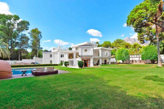 6 bedrooms Marbella Golden Mile villa for sale   Nine Luxury Properties