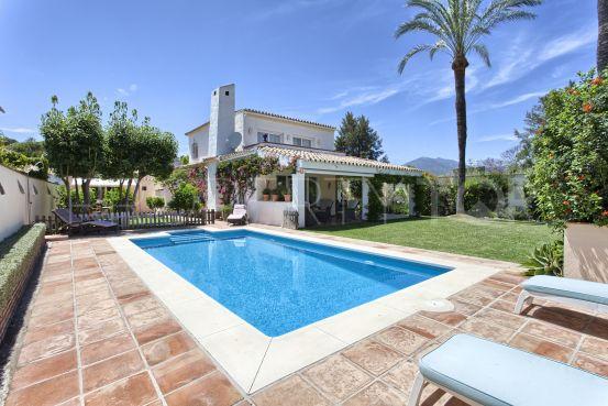 4 bedrooms villa for sale in Las Brisas, Nueva Andalucia   Real Estate Ivar Dahl