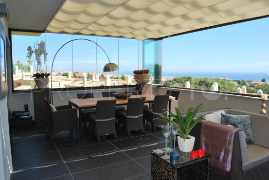 4 bedrooms penthouse in Condado de Sierra Blanca for sale   Real Estate Ivar Dahl