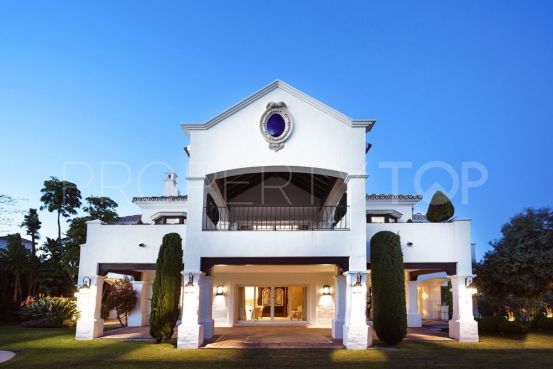 5 bedrooms villa in Capanes Sur for sale   Real Estate Ivar Dahl