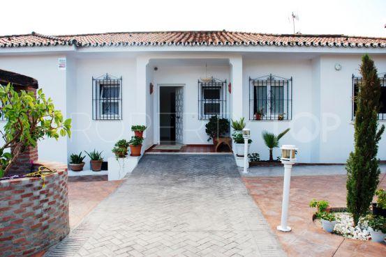 Villa in Pueblo Nuevo de Guadiaro for sale | Sotogrande Premier Estates