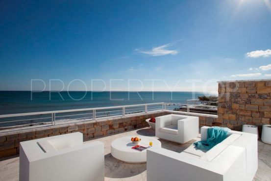 Penthouse with 1 bedroom for sale in Casares Playa | Cloud Nine Prestige