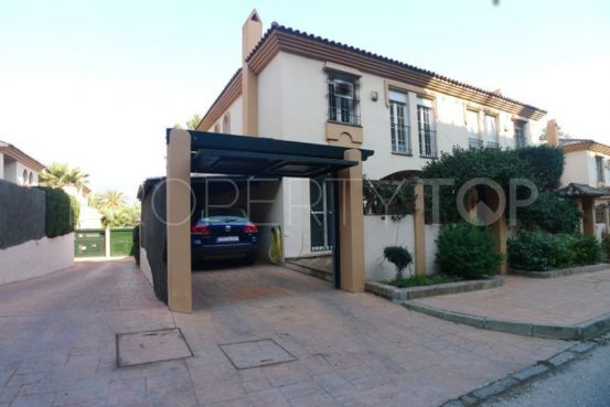 Town house with 3 bedrooms for sale in Guadalmina Alta   Cloud Nine Prestige