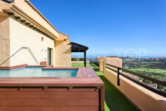 Calanova Golf penthouse for sale | Your Property in Spain
