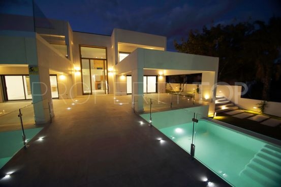 Guadalmina Alta 5 bedrooms villa for sale | Elite Properties Spain