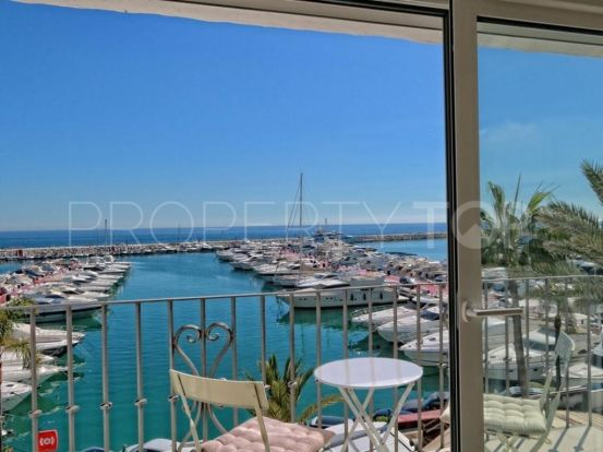 Penthouse in Marbella - Puerto Banus with 2 bedrooms | Inmobiliaria Luz