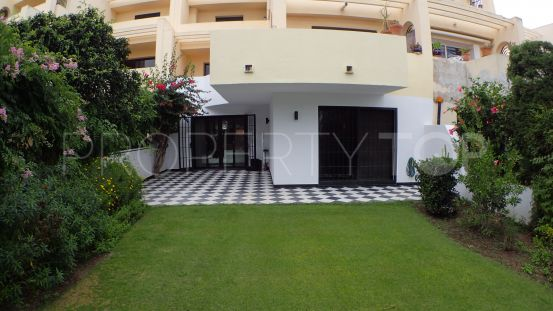 For sale ground floor apartment in Jardines de Sotogrande | Consuelo Silva Real Estate