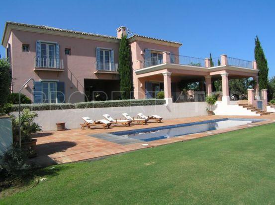 Villa for sale in Sotogrande Alto with 5 bedrooms | Consuelo Silva Real Estate