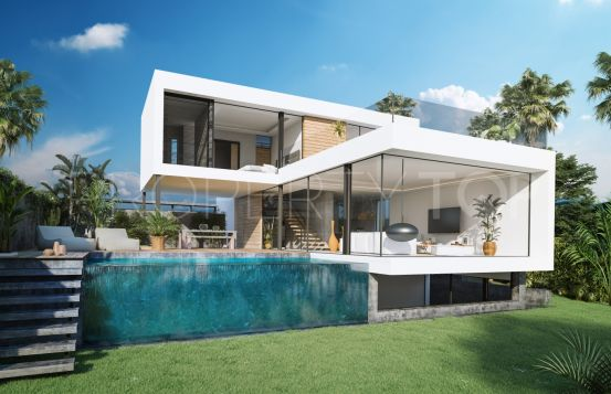 Villa for sale in El Paraiso with 4 bedrooms | Solvilla