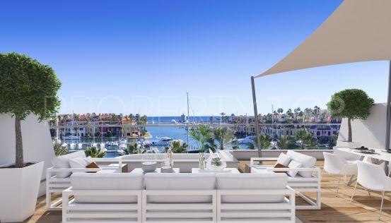 2 bedrooms penthouse in Marina de Sotogrande for sale | Bemont Marbella