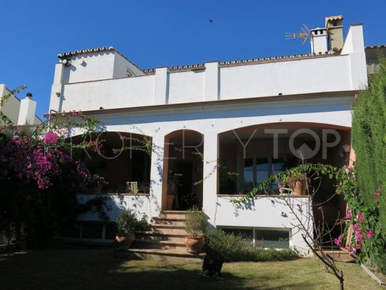 5 bedrooms town house in Pueblo Nuevo de Guadiaro | BM Property Consultants