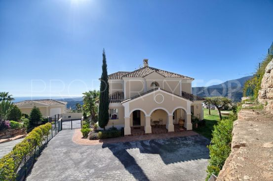 Sierra Blanca Country Club 4 bedrooms villa | Luxury Villa Sales