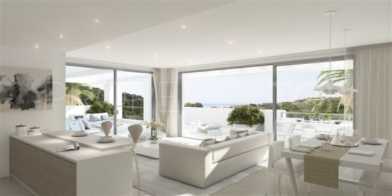 Altos de Cortesín 2 bedrooms apartment for sale | Villa Noble