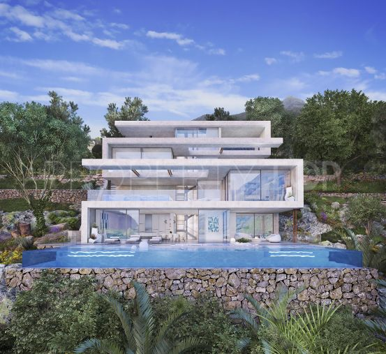 Villa for sale in Istan with 4 bedrooms | Gilmar Marbella Golden Mile