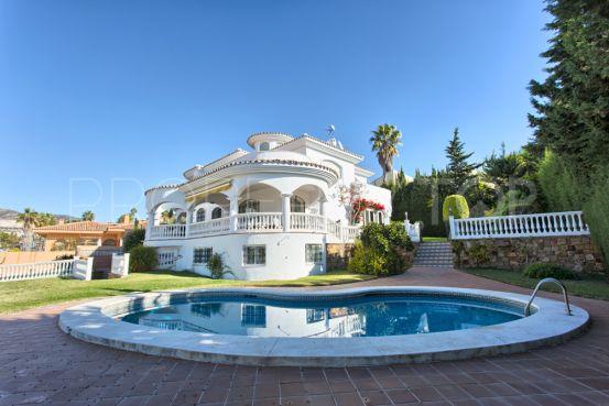 For sale villa in Benalmadena Costa with 4 bedrooms   Gilmar Marbella Golden Mile