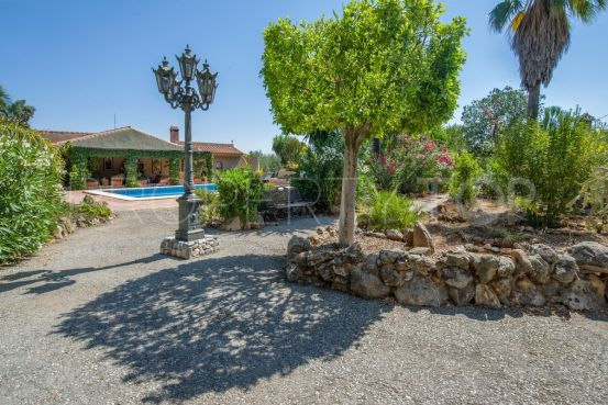 Finca for sale in Alhaurin el Grande | KS Sotheby's International Realty
