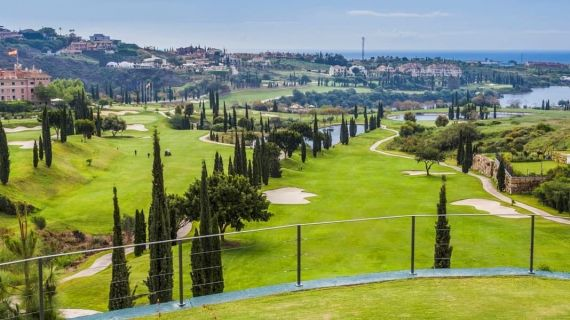Living golf in Marbella