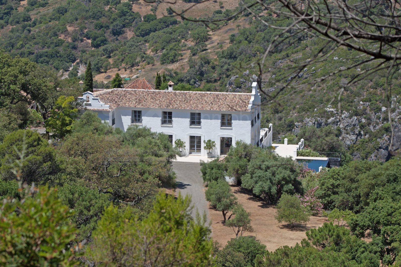 Magnificent 10 bedroom country estate for sale in Casares