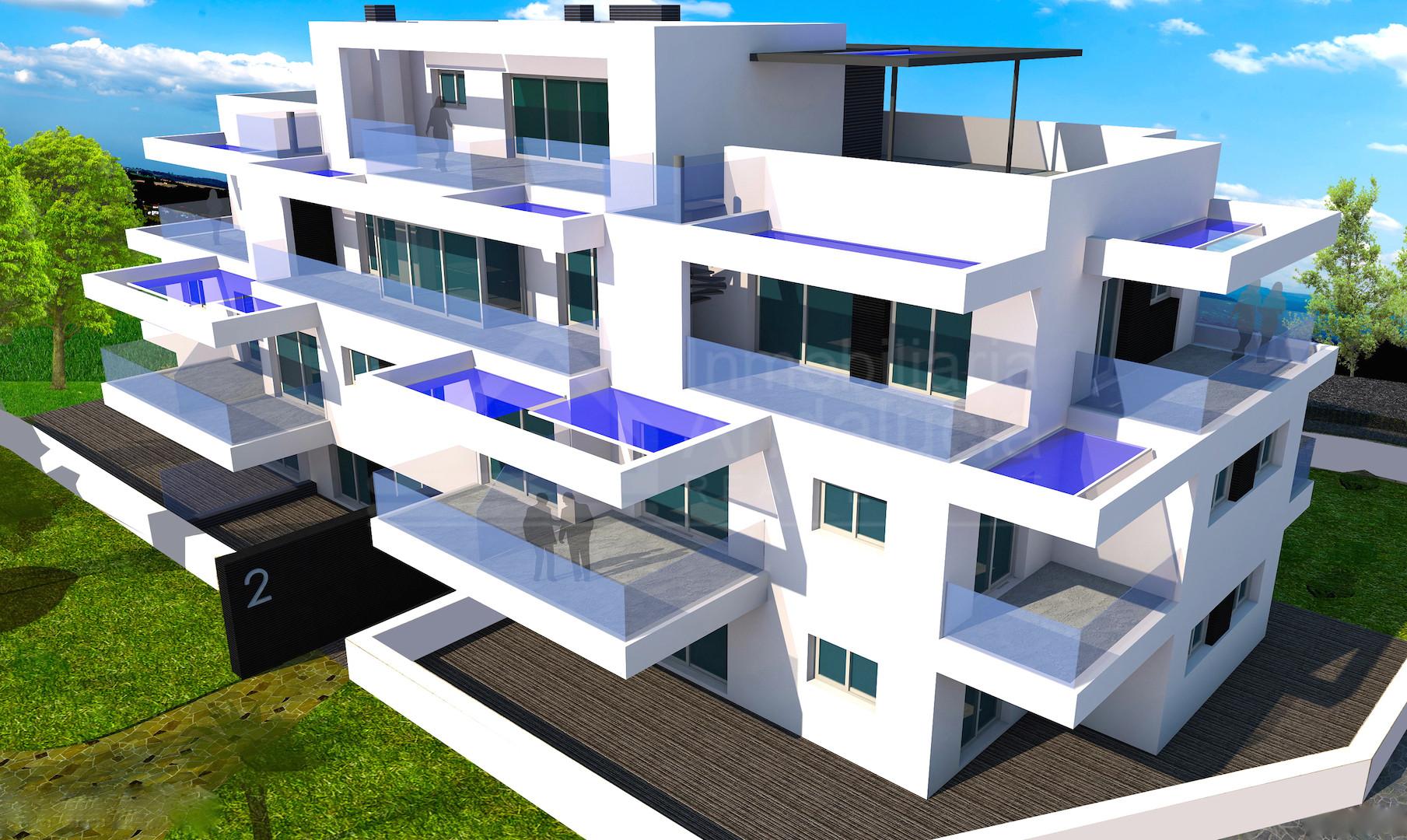 Brand new 3 bedroom 1st floor luxury apartment for sale in Estepona, close to Benahavis