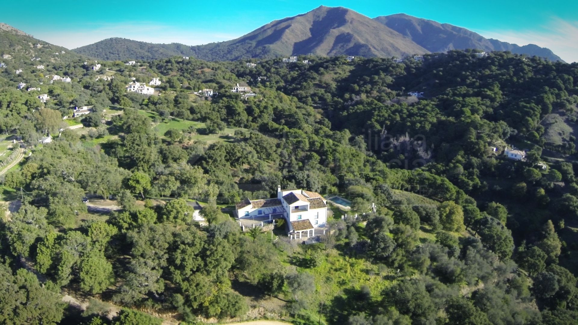 Charming 3-bed country house for sale in beautful location of La Celima, Casares