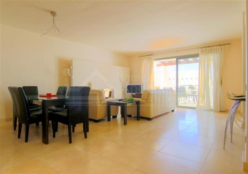 2 bed golf apartment for sale in Los Flamingos Golf Benahavis
