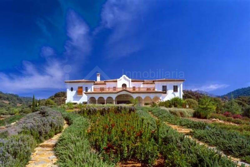 One of the finest country houses on the market in Andalucia
