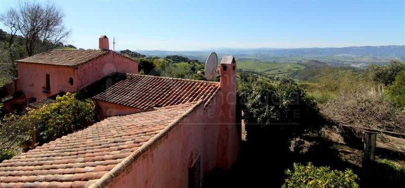Country house with stables ideal for B&B business for sale in Gaucin